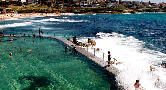 Rock Pools of Sydney