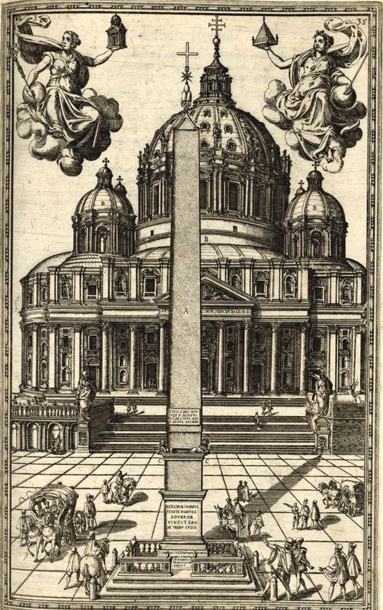Domenico Fontana, Della Trasportatione dell'Obelisco Vaticano, 1590