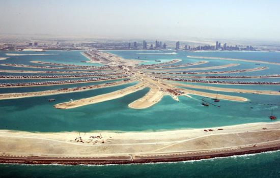 Palm Jumeirah, Dubai