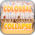 Colossal Cupcake Collapse Game icon