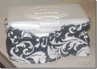diaper wipe cover