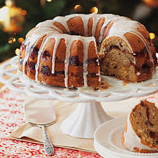 Cranberry-Orange Coffee Cake