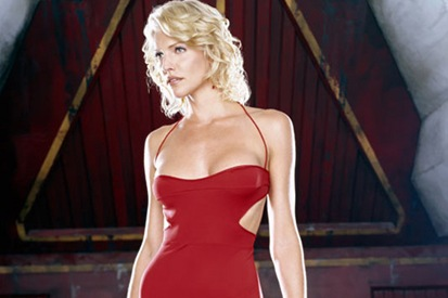 Tricia Helfer as Six