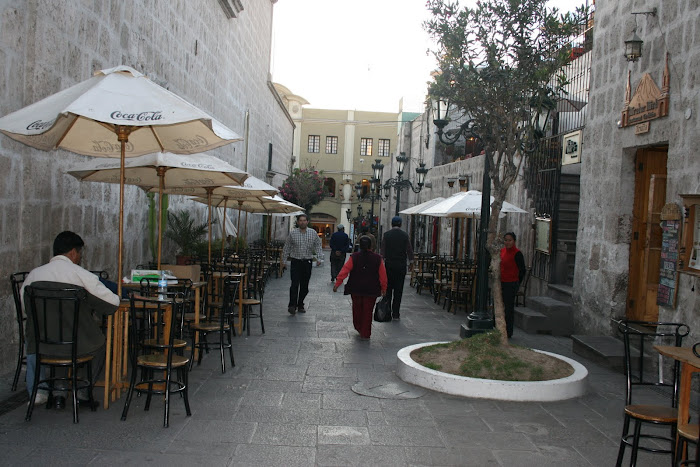 Colonial Tours Arequipa Reviews