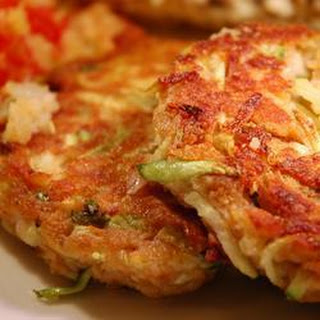 Courgette Burgers Recipes