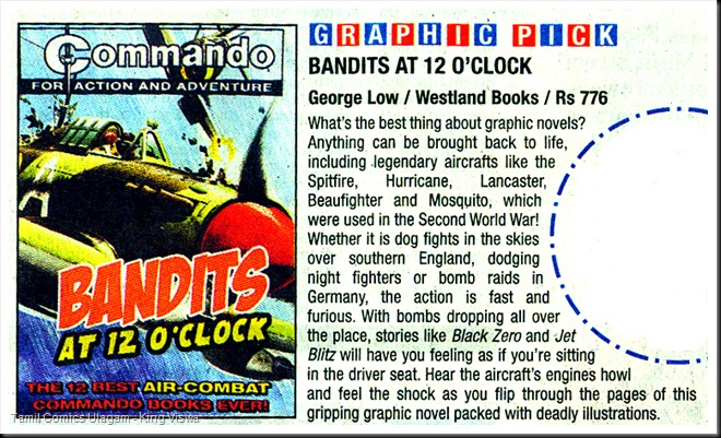 Times Of India Chennai Times Page 10 23rd Jan 2009 Graphic Pic Bandits at Noon