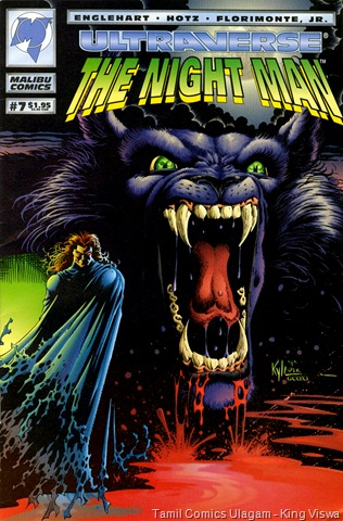 Malibu NightMan Vol 1 Issue 7 Apr 1994