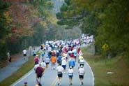 OBX Marathon Course