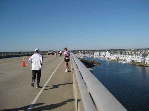 OBX Half Marathon 2008