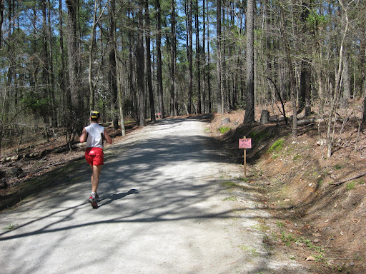 Umstead 100-mile Endurance Race