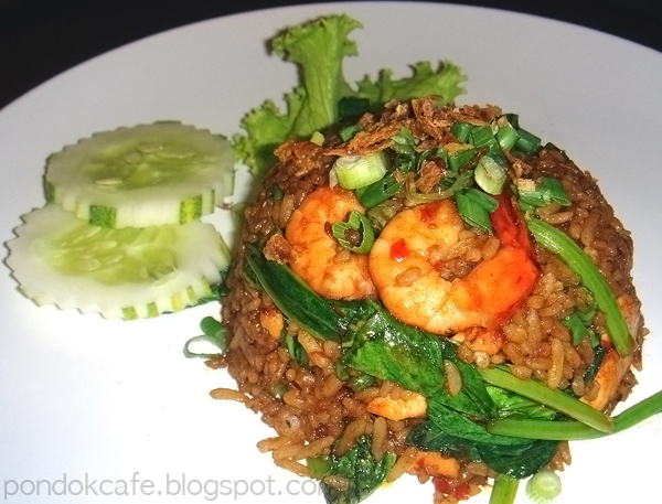 nasi goreng pondok cafe fried rice