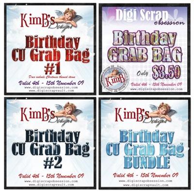 Kim B Bday Sales 2009