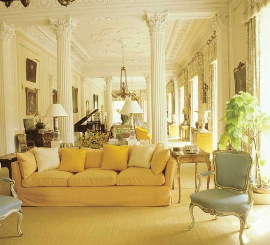 david hicks1[5].jpg (image) :  interior design david hicks yellow