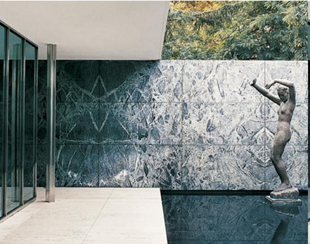patricia gray interior design blog barcelona pavilion ludwig mies van der rohe. Black Bedroom Furniture Sets. Home Design Ideas