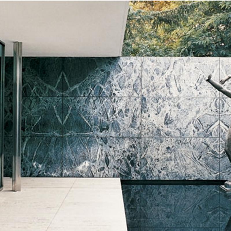 Barcelona Pavilion Ludwig Mies van der Rohe