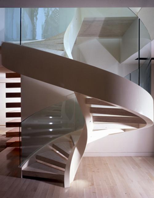 Loftylovin 15 top contemporary staircase designs for Ek design ag
