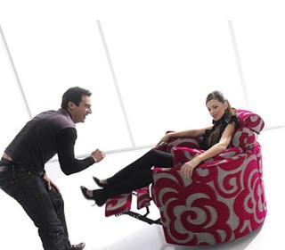 Contemporary Designer Recliners
