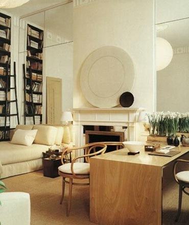 Patricia Gray | Interior Design Blog™: Bookshelves in Interior Design