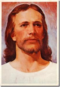 cara de jesus