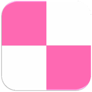 Pink Piano Tiles