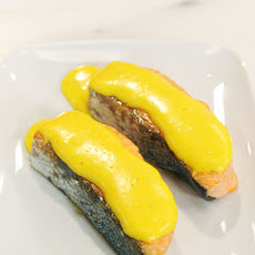 Hollandaise with Mustard and Horseradish