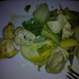 Stir Fried Veggies with Chicken