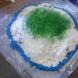 Frosting Water