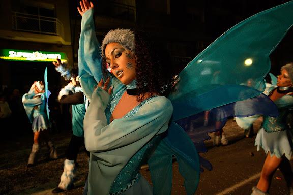 Carnaval de Tarragona, dissabte (25.02.2006)Rua de l'Artesania
