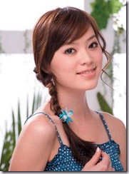 summer hairstyle for asian girls