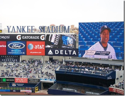 Stadium Screen and Name