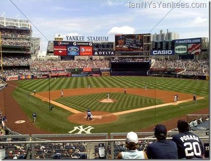 7.24 Yankee Stadium