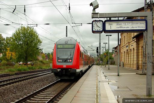 Ludwigsfelde, Bahnhof