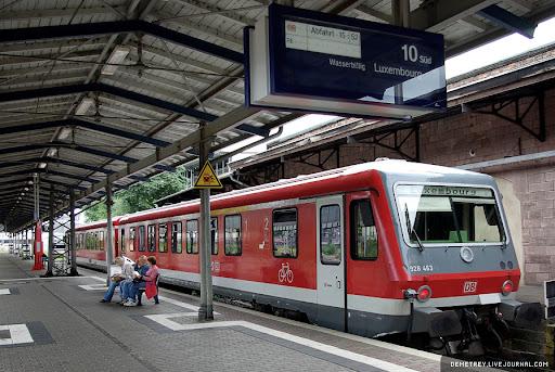 Trier Hbf