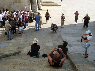 クレムリンの観光客