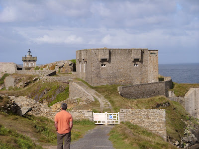 灯台の建物