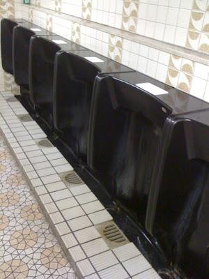 札幌大通バスセンター地下トイレ