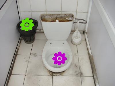 バニノ駅トイレ