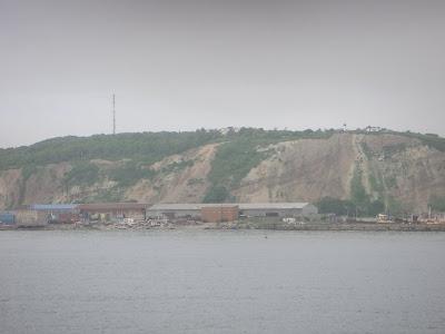 コルサコフの港