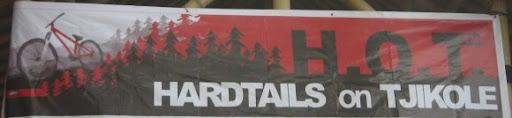 HOT banner