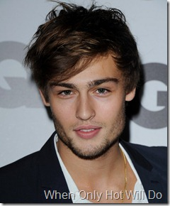 Douglas Booth 2010 GQ Men Year Party