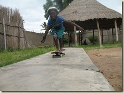 Skateboarding! 006