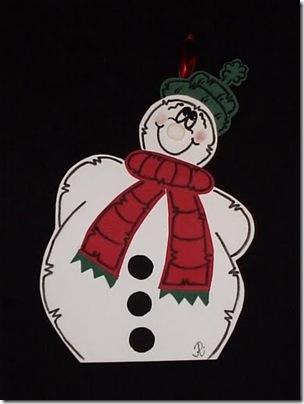 boneco d neve