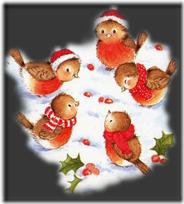 pajaritos navidad (11)