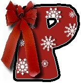Christmas blanket P