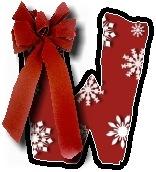 Christmas blanket W