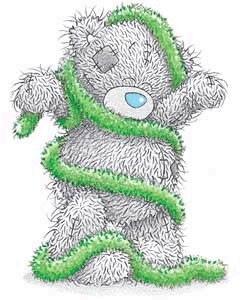 teddy navidad