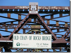 3 Rte 66 Chain of Rocks Bridge IL