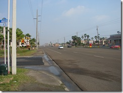 5107 Padre St looking North South Padre Island Texas