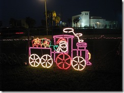 5278 Christmas Lights South Padre Island Texas