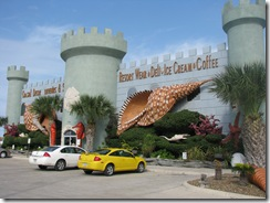 5504 Harris Sea Castle Gift Shop Port Isabel Texas